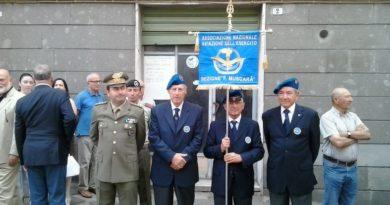 La sezione Muscarà ricorda il generale Colagè
