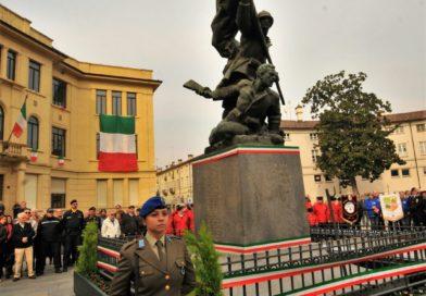 Venaria Reale – Restaurato il monumento ai caduti