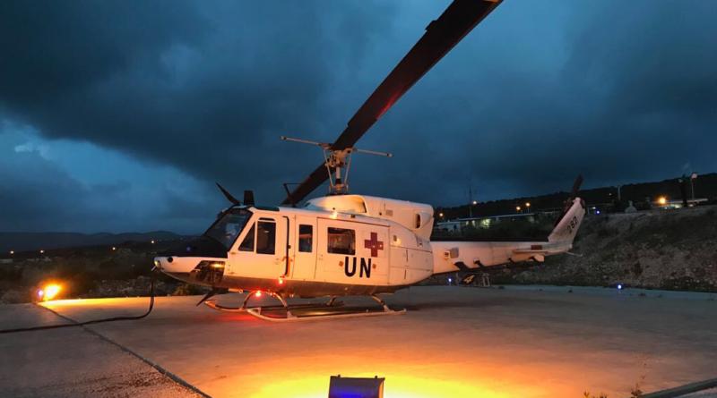Italair: evacuazione sanitaria d'urgenza