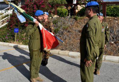 Cambio al Comando del Task Group Italair