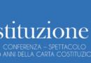 Celebrati i settanta anni della Costituzione italiana