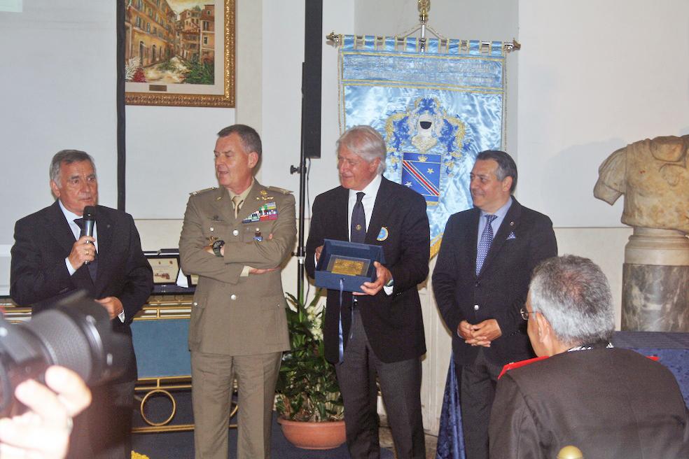 Pubblicistica militare: il BA 1° Classificato