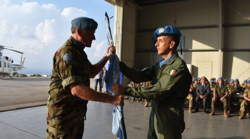 Avvicendamento al comando della Task Force Italair