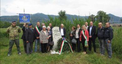 50° anniversario incidente Cap. Rossi Serg. Briotti