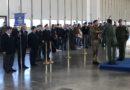 """Cerimonie di cambio presso i reparti """"Antares"""""""
