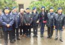 La sezione Muscarà alle celebrazioni del 4 novembre