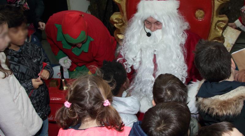 Esercito: il Natale dei Baschi Azzurri
