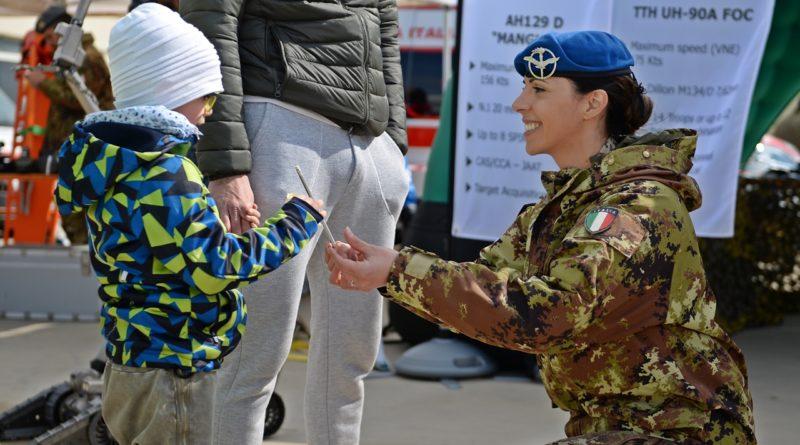 L'Esercito Italiano Protagonista in EmergeRimini
