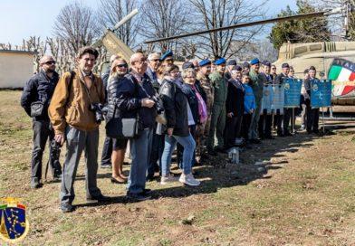 L'ASSOCIAZIONE ARMA AERONAUTICA  ALL'AEROPORTO DI VENARIA