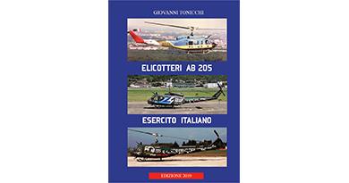Gli AB 205 dell'Esercito Italiano