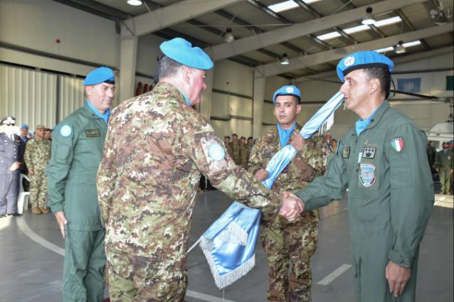 Italair: cambio al comando della Task Force
