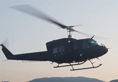 La Sila come scenario operativo per l'Aviazione dell'Esercito