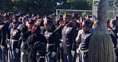 Consegnati i Gradi ai nuovi Marescialli dell'Esercito