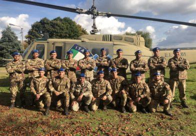 Il Comando Aviazione Esercito al Trofeo Capo di S.M.E.