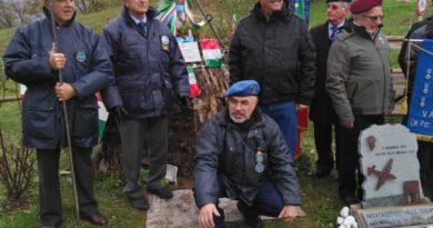 La sezione Ramacci ricorda i Caduti