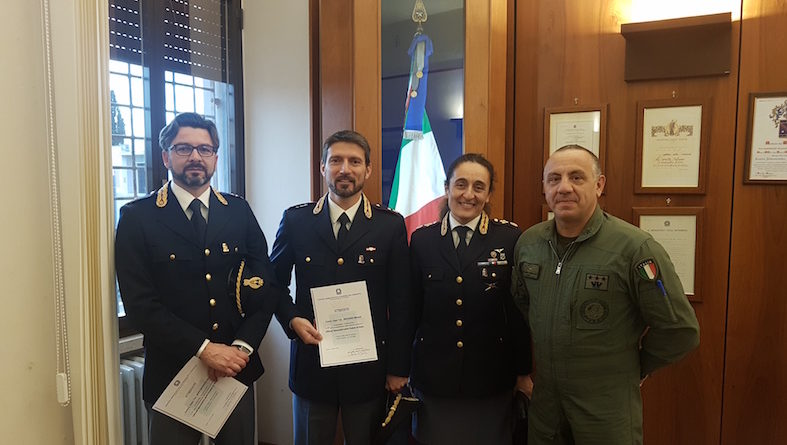 Formazione congiunta Esercito e Polizia