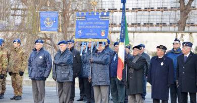 Bergamo – Ricordato il M.llo capo Fiorenzo Ramacci